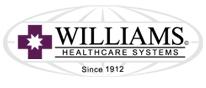 綠鋒企業經銷產品: Williams Healthcare Systems 公司簡介
