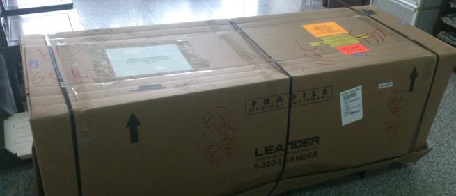 最新到貨: LEANDER 950 SERIES MOTORIZED FLEXION TABLE