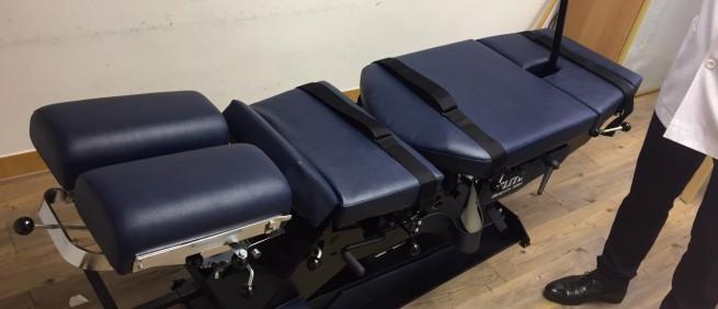 2017年6月 全新到貨 Elite Manual Flexion Table 電動升降頓壓擺腰床
