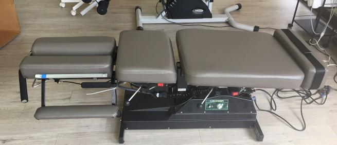 2018年5月 美國原裝進口 Leander LT950 電動升降擺腰頓壓床