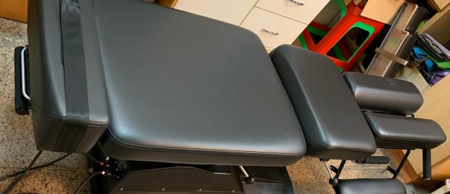 2019年1月 美國原裝進口Leander LT950 電動升降擺腰頓壓床