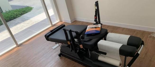 2019年8月 美國原裝進口Leander LT950 電動擺腰頓壓床