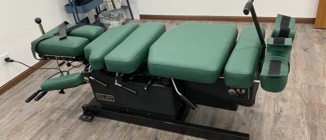 2019年12月 美國原裝進口Hill Labs AFT 電動擺腰頓壓床