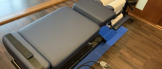 2020年6月 美國原裝進口 Leander LT950 電動擺腰頓壓床