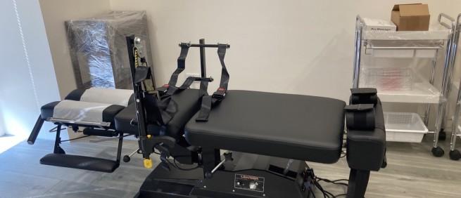 2021年07月 美國原裝進口 Leander LT950 電動擺腰頓壓床